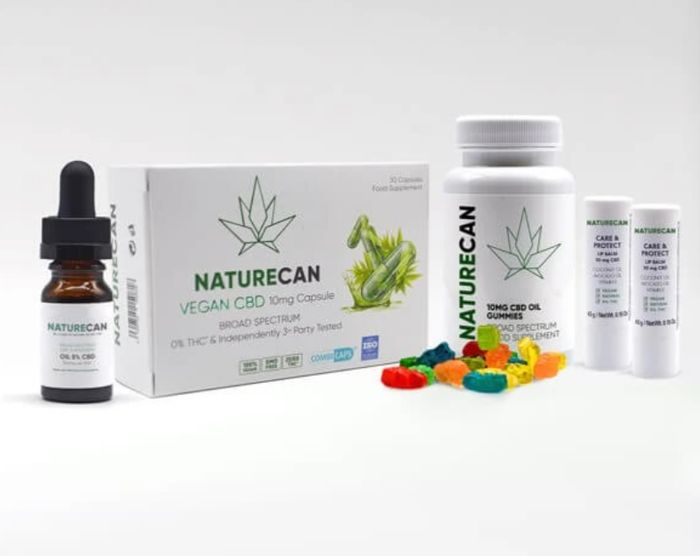 Exclusive Offer! Get 30% off Everything at Naturecan - Inc. CBD Products