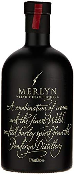 Merlyn Welsh Cream Liqueur, 70cl