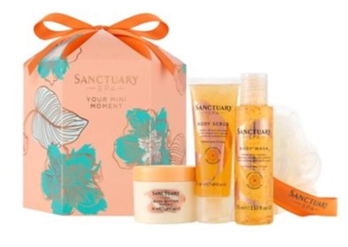 Sanctuary Spa Your Mini Moment Set + Free Click and Collect