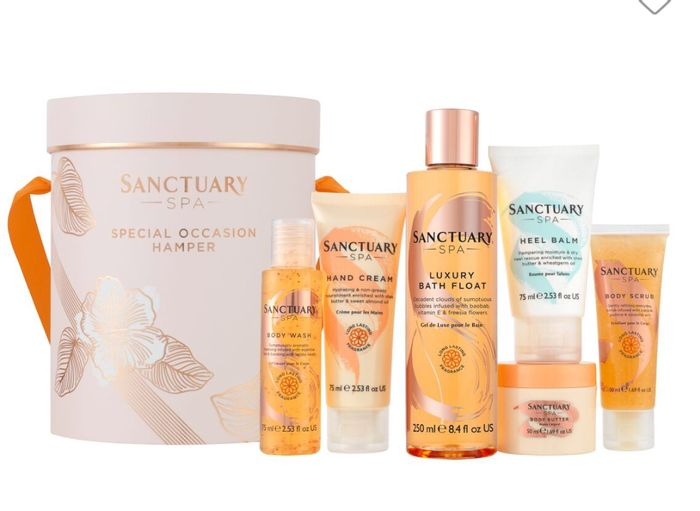Sanctuary Spa Special Occasion Hamper Gift Set