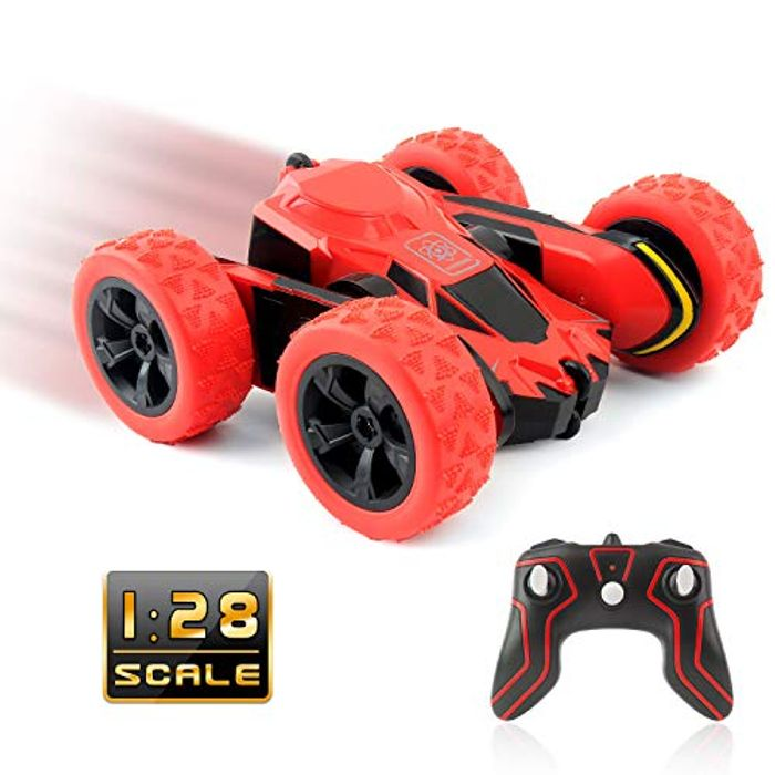 Rimila 2WD off Road Remote Control 1 Electric RC Stunt Car - Only £9.99!