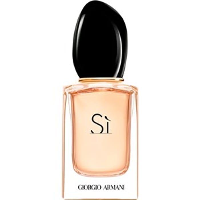 Si Eau De Parfum Spray by Armani delivered