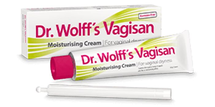 Free Sample Of Dr. Wolffs Vagisan Moisturising Cream