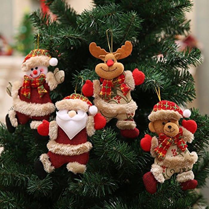 Christmas Ornaments Pendant - 80% Voucher