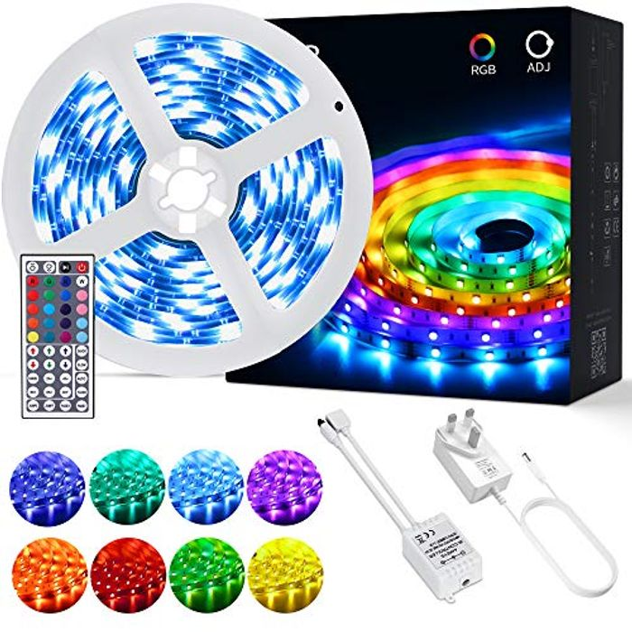 5m LED Strip Lights with Remote