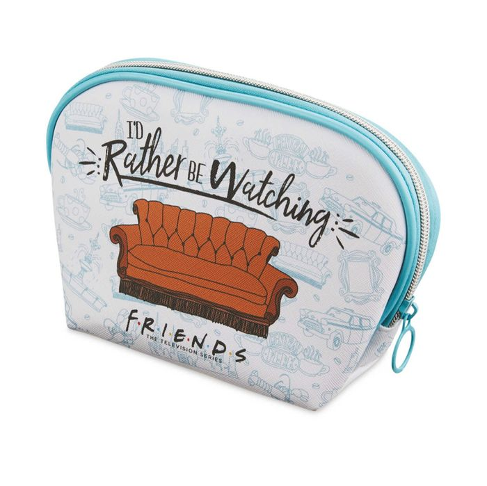 Friends Cosmetic Bag - Reduced to Half Price 50% off at Aldi
