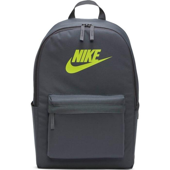 Nike Heritage 2.0 Backpack - Grey 50% Off