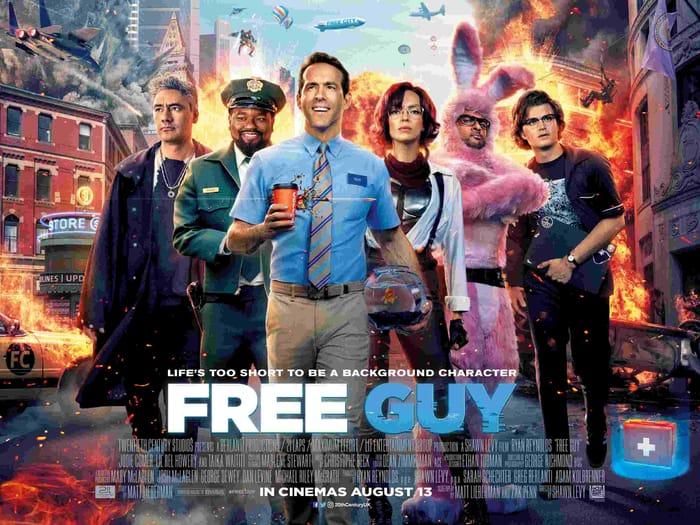 FREE GUY Screening (Various locations)