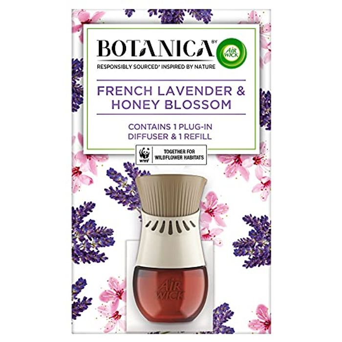 BOTANICA by Air Wick Air Electrical Plug-in Diffuser, 19 Ml