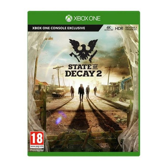 Xbox One State of Decay 2 £1.29 (FREE C&C) at Argos