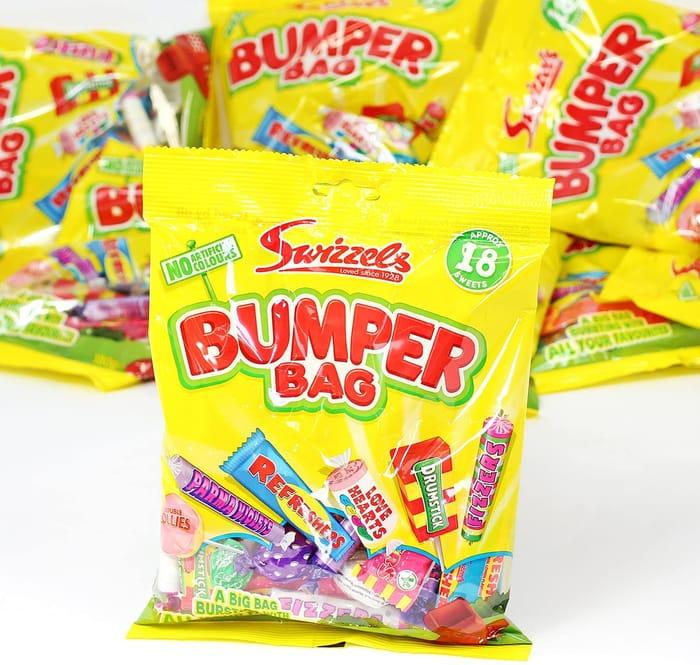 Swizzels Bumper Bag Sweets, 180g