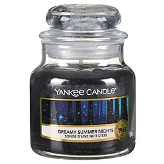 Yankee Candle Dreamy Summer Nights Small Jar Candle