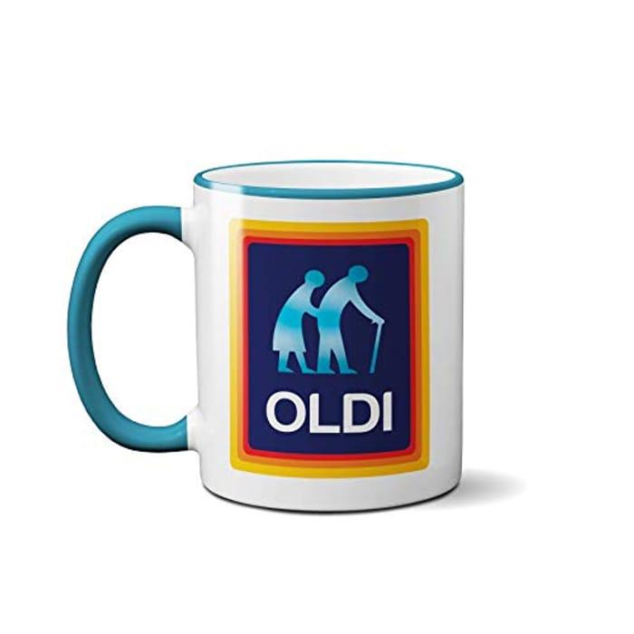 Best Price! Oldi Mug- Birthdays Christmas Funny Gift