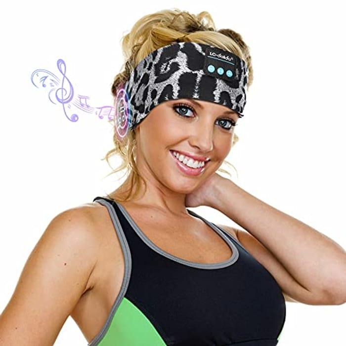 Waterproof Bluetooth Headband Headphones