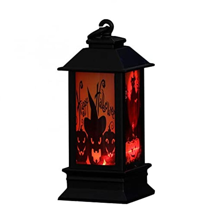 Halloween Decoration LED Candle Lanterns - Only £3.99!