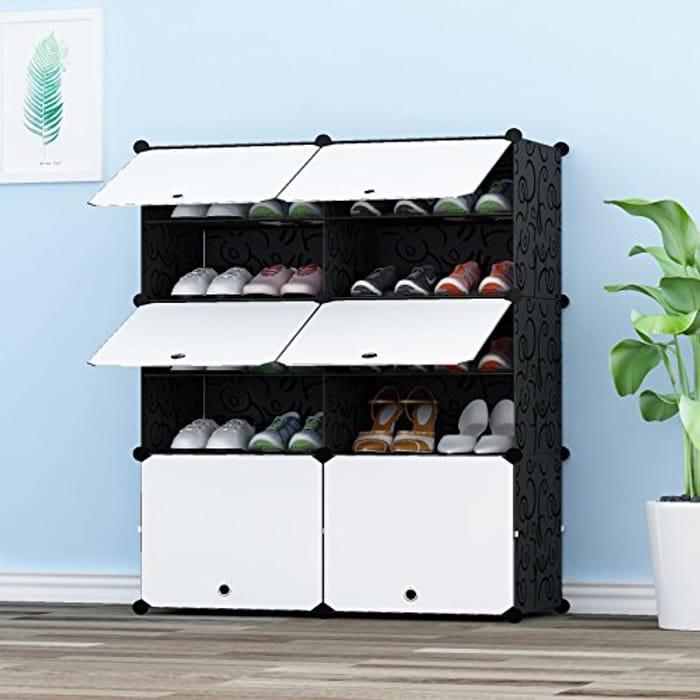Portable Shoe Storage Organzier