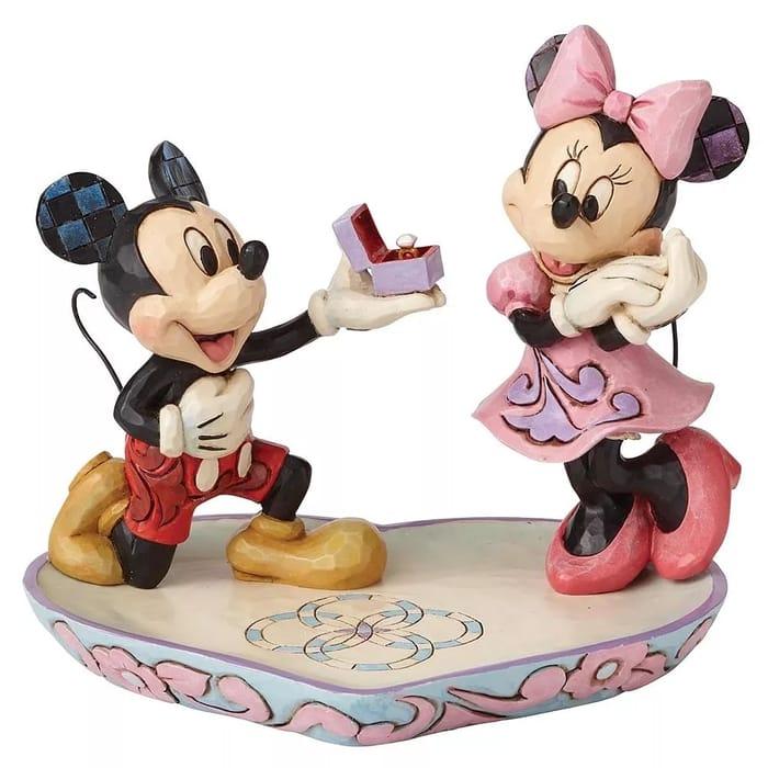 Mickey & Minnie Figurine at H Samuel