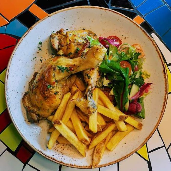 FREE Chicken & Chips - Exam Result Students (A Level/GCSE) - 10th to 12th August