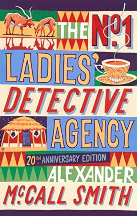 CHEAP! The No. 1 Ladies' Detective Agency Kindle Edition