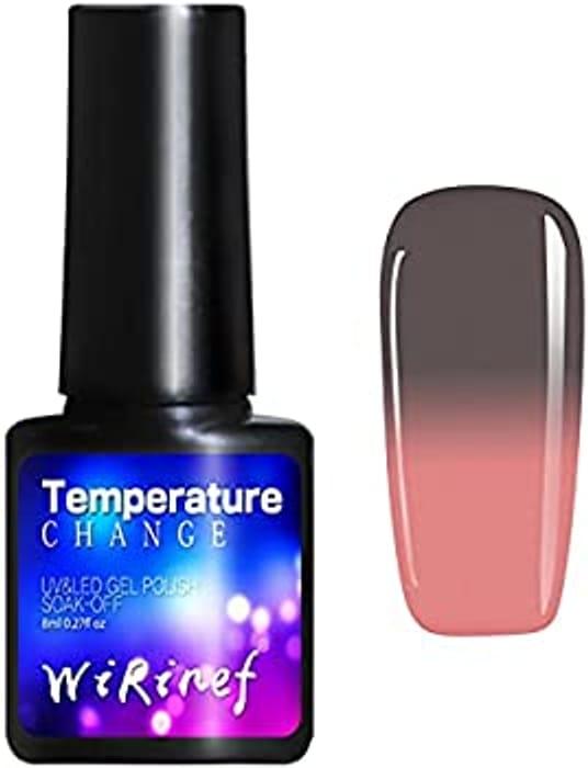 Temperature Colour Changing Gel Nail Polish