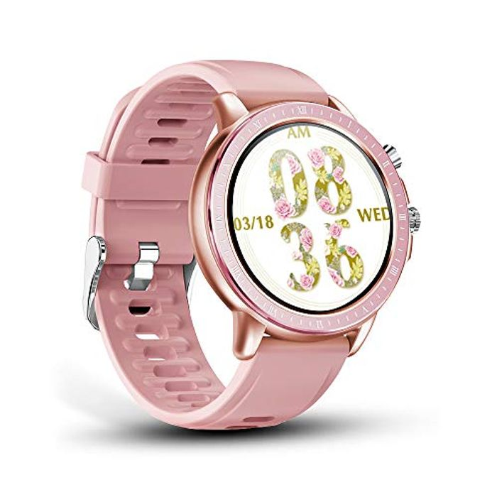 """BYTTRON Smart Watch,1.3"""" Full Touch Screen - Only £13.59!"""