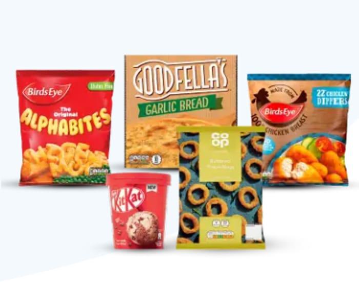 NEW! Co-Op Freezer Filler Meal Deal - Save £5.70