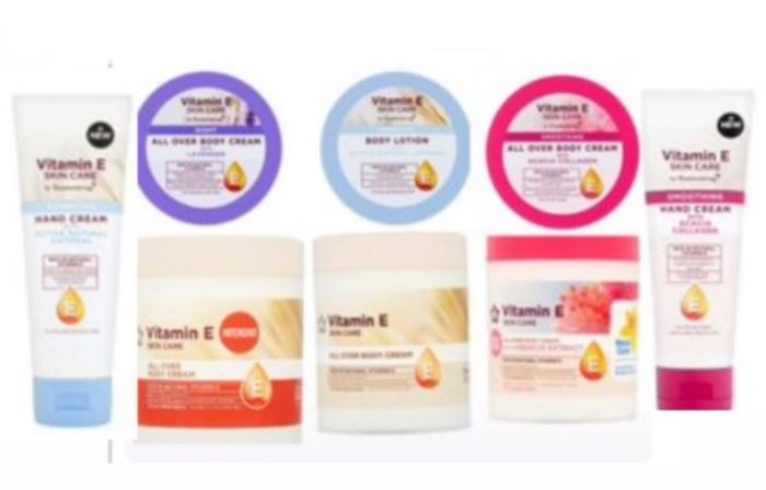 Buy1 Get 1 Half Price on Vitamin E Body Cream, Etc/ members 10% off