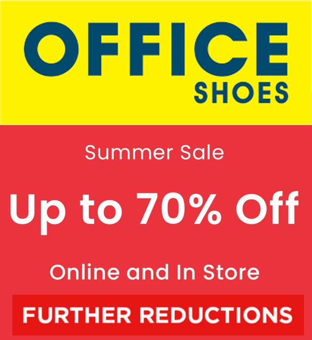 OFFICE SHOES - SUMMER SALE - up to 70% OFF