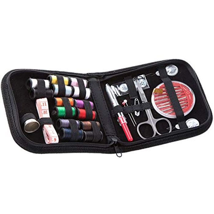 Travel Sewing Kit, DIY Mini Sewing Accessories - Only £3.40!
