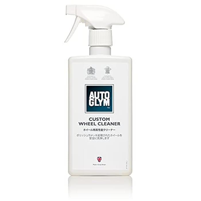 Autoglym Custom Wheel Cleaner, 500ml - Only £4.63!