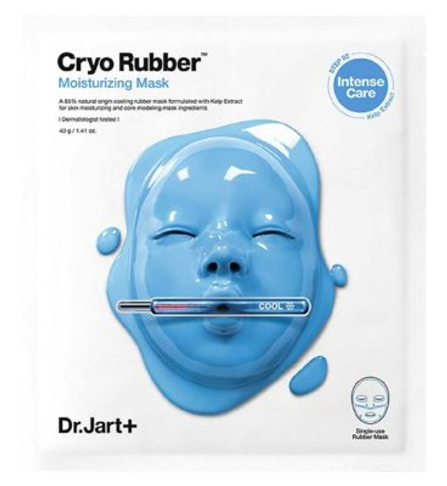Dr.Jart+ Cryo Rubber Face Mask with Moisturising Hyaluronic Acid