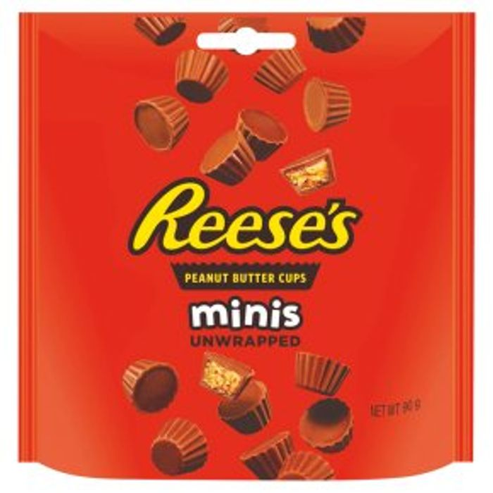 Reese's Peanut Butter Cups Minis 90g