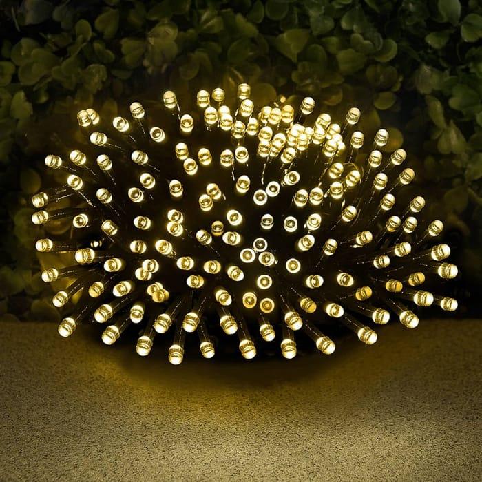 Eveready LED String Lights 120pk - Warm White