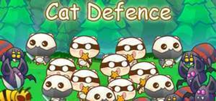 Free PC Game: Cat Defense