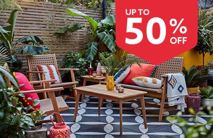 Dobbies up to 50% Sale