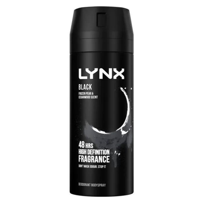 Buy Three Lynx Body Sprays for £2.35 (78p Each)