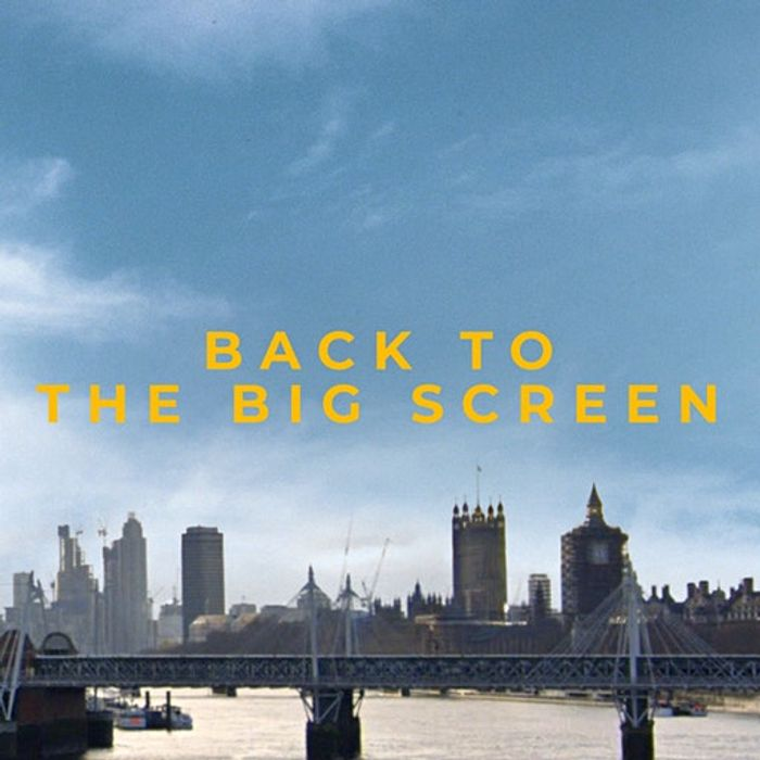 Free London Cinema Tickets - Let's Do London: Back to the Big Screen