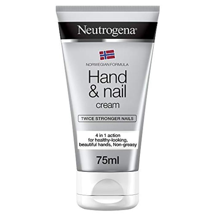 Neutrogena Norwegian Formula Hand and Nail Cream