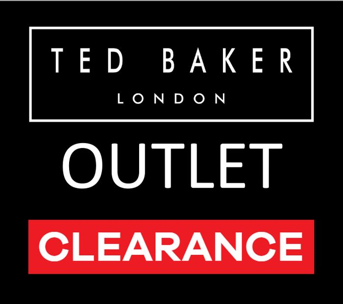 Ted Baker Outlet - Clearance