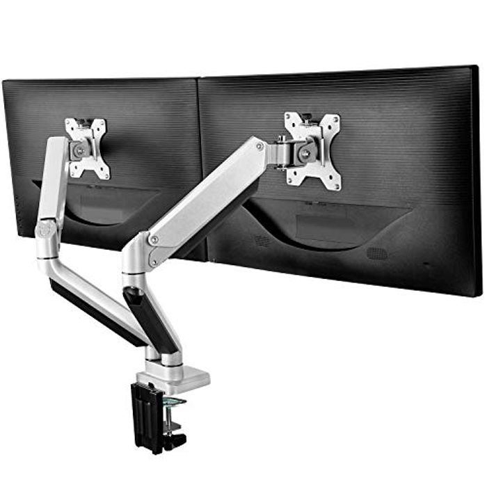 """Dual Monitor Stand for 13-32"""" LCD/LED"""