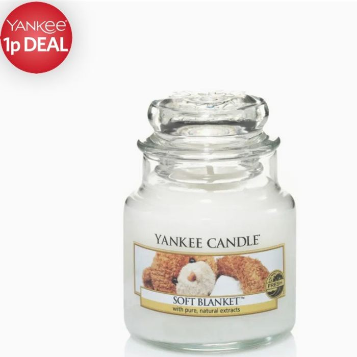 Get a £8.99 Small Yankee Candle for 1p (When You Buy a Large One)