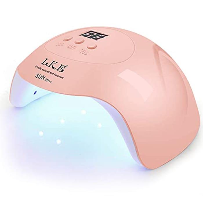UV LED Nail Lamp - USB Powered