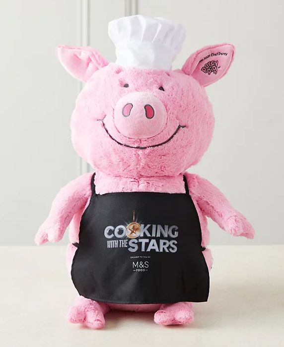 M&S Percy Pig Limited Edition Chef Toy £11.50 Delivered with Code