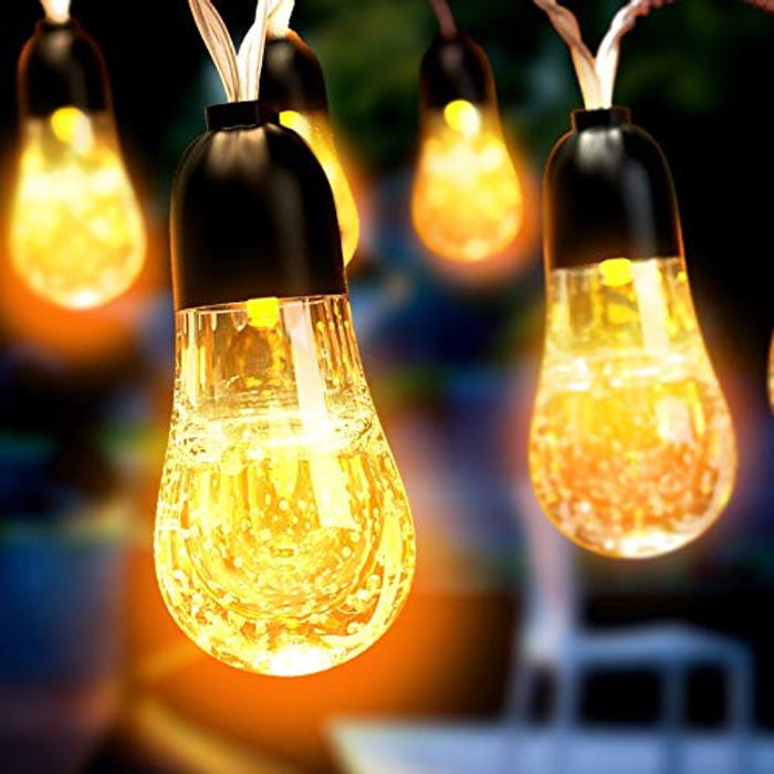 Babacom 30 LED Indoor/Outdoor String Lights with 8 Modes