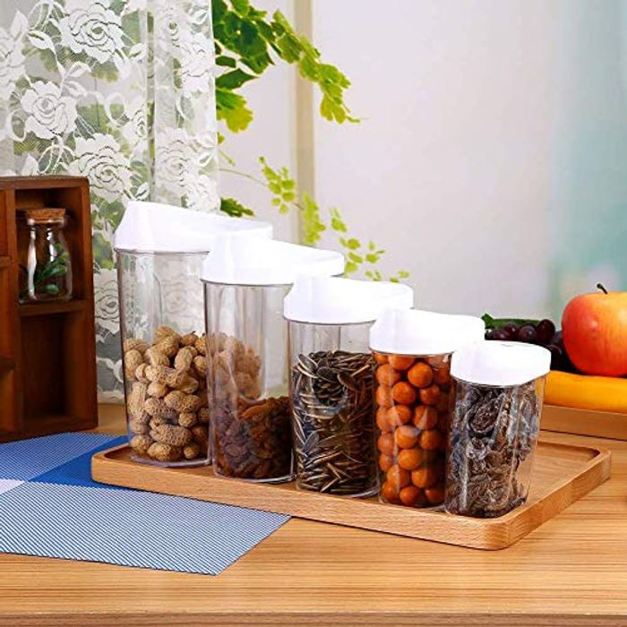 Airtight Food Storage Containers Set 5pcs