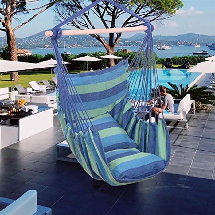 Best Ever Price! Hanging Hammock Chair Swing