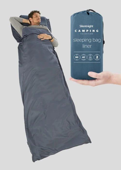 Cheap Silentnight Camping Collection Sleeping Bag at Matalan
