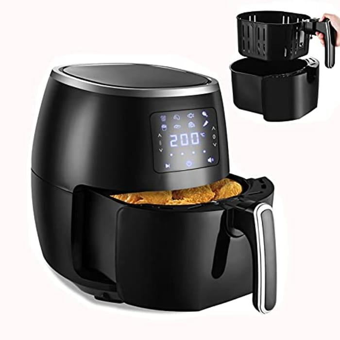 Digital Air Fryer Oven, 5.5 Litre
