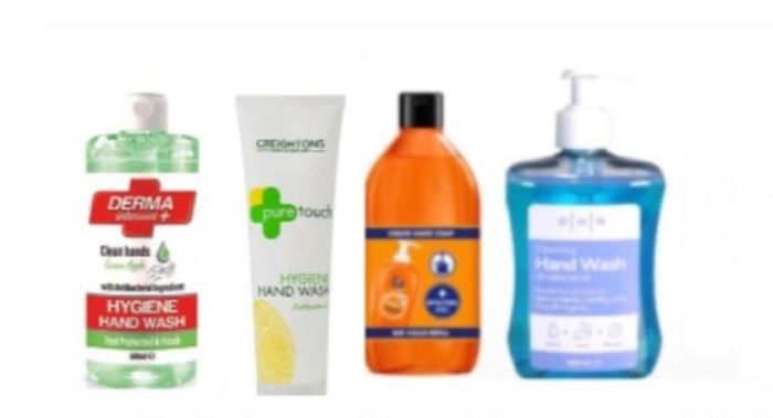 Only 50p on Selected handwash,PHR Hand Wash 500ml With Code 45p