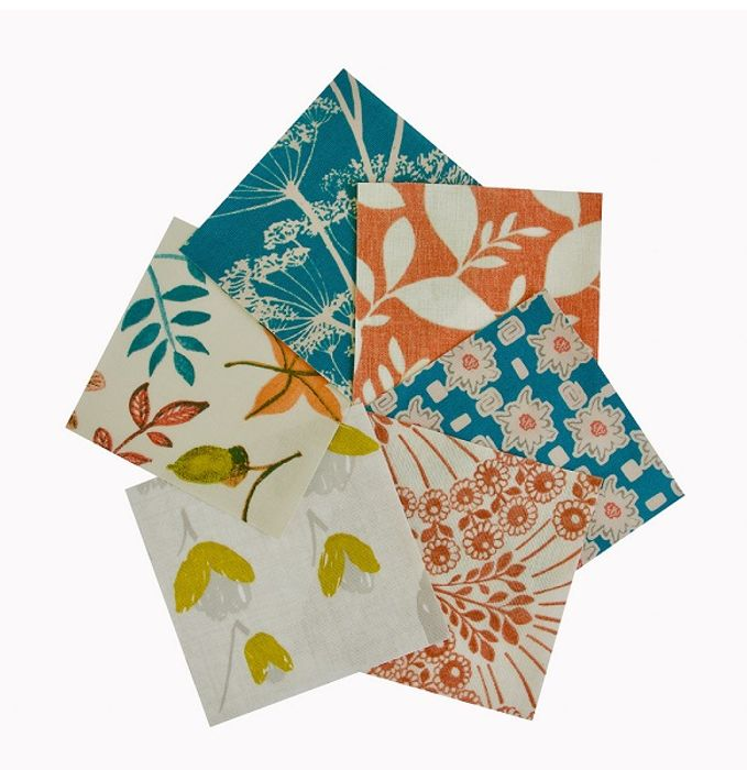 Up to 6 Free Samples of Our Wipe Clean Tablecloths